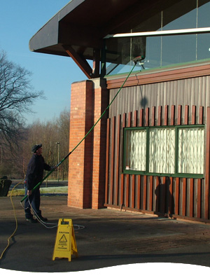 Ashby cleaning contractors for Ashby windows
